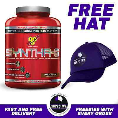 BSN Syntha 6 | 2.27kg 5lbs | WPI WPC Blend Whey Protein