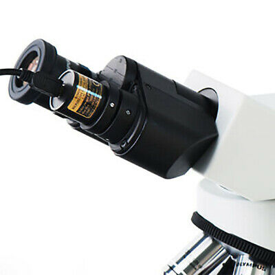 5.0MP Microscope USB Digital Electronic CMOS Eyepiece Video Camera with Adapter