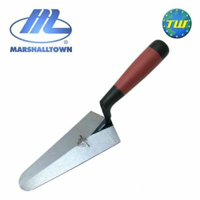 Marshalltown 7in Gauging Pointing Trowel with Durasoft Handle M48D