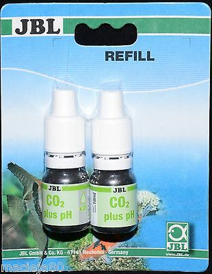 JBL CO2 plus pH REFILL Test Kit