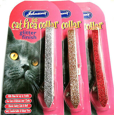 Johnson's Cat Flea Collars