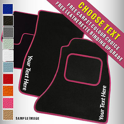 Nissan Primera (2002 + ) Tailored Carpet Car Mats + ADD TEXT [P]