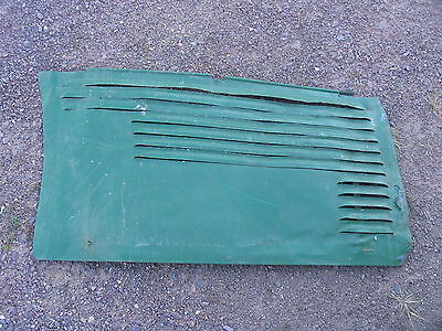 Oliver 60 66 Tractor   Hood Side Curtains Cover
