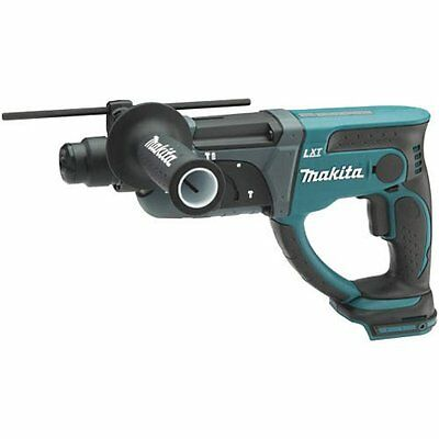 """Makita XRH03Z 18V Cordless LXT Lithium-Ion 7/8"""" SDS-PLUS Rotary Hammer (Bare Too"""