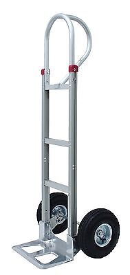 Aluminum Hand Truck / Dolly & 550 lb Capacity Free Same Day Shipping (HS-15)