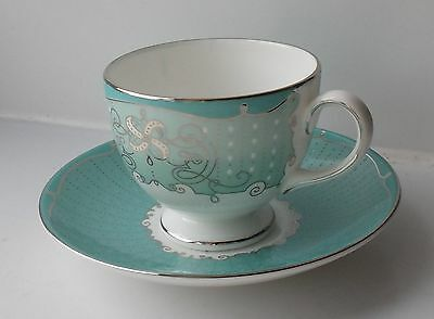 Rare Wedgwood Psyche Leigh Teacup and Saucer - New