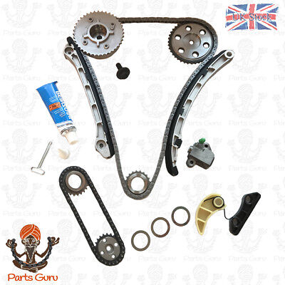 Mazda3 6 Cx-7 2.3L Mps Turbo Timing Chain Kit Vvt Adjuster L3K9 L3Kg L3-Vdt L3Yh