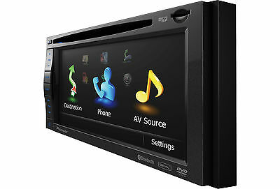 pioneer avic f980bt multimedia navigation 2 din eur 549 00 picclick de. Black Bedroom Furniture Sets. Home Design Ideas