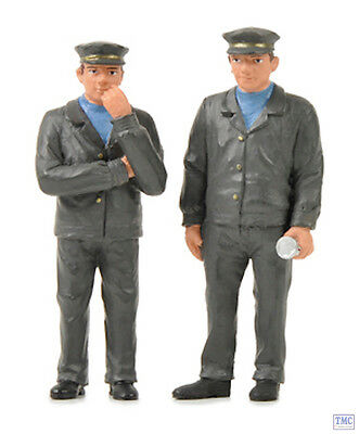 22-187 Scencraft G Scale Lineside Models Two Locomotive Staff