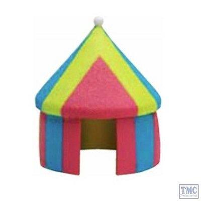 R9242 Hornby OO/HO Gauge Thomas & Friends Circus Tent No 2 Accessory