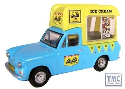 76ANG003 Oxford Diecast Walls Ice Cream High Top 1/76 Scale OO Gauge