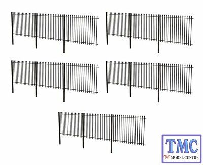 44-562 Scenecraft OO/HO Gauge Metal Fencing