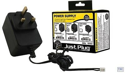 JP5772 Woodland Scenics Just Plug Lighting System Power Supply - UK