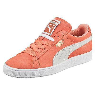bfd9c8e36c2f7a Puma Suede Classic Wn s Pastel Pack 355462 33 Desert Flower Pink white -  Casual