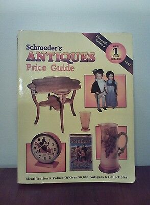 Schroeder's Antique Price Guide Eleventh Edition 1993