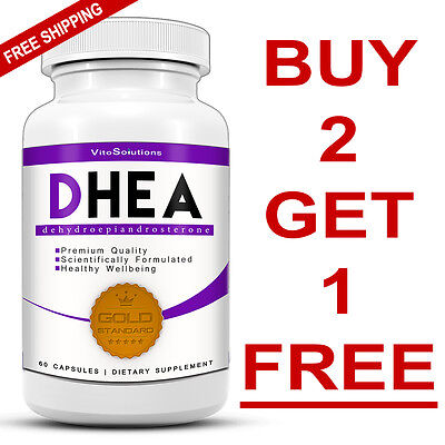 DHEA - Mood and Hormone Management - Estrogen Boost - Memory Support