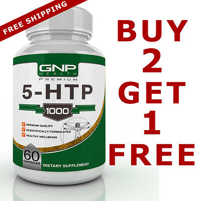 5-HTP - Stress Relief - Anxiety Support & Mood Enhancing Pills - 5HTP - 150mg