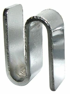 Commercial Chrome S Hook For Wired Shelving - NSF Approved