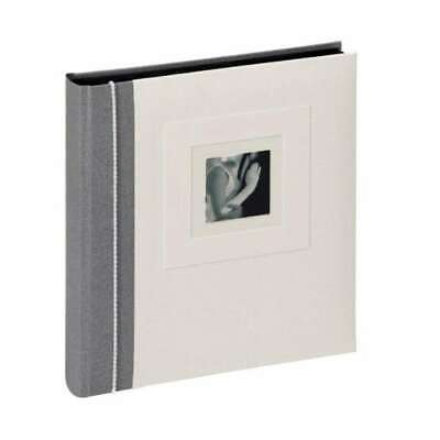 Walther Couple Traditional Wedding Photo Album - 60 Black Sides