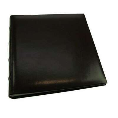 Walther Classic Large Black Traditional Photo Album - 60 Sides
