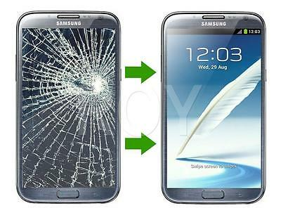 Samsung galaxy S3 Cracked Screen Glass Replacement Repair Service