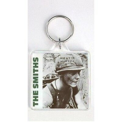 The Smiths Meat Is Murder LLAVERO KEYRING KEYCHAIN portachiavi porte clEs