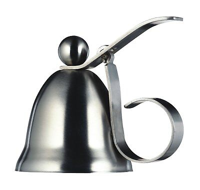 Master Class Classic Stainless Steel Egg Topper