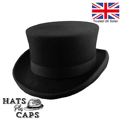 a602c2a717f Quality mens ladies dressage top hat 100% wool riding equestrian junior top  hat