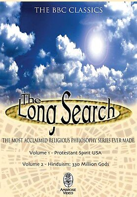 The Long Search - DVD series