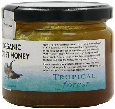 Tropical Forest Organic Honey Set 340 g Pack of 3