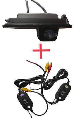 Wireless CCD Del Coche Reverse Camera Para VW GOLF 4 5 6 MK4 MK5 EOS BEETLE