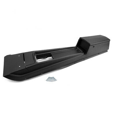 70 Ford Mustang Console Assembly, Automatic, Black