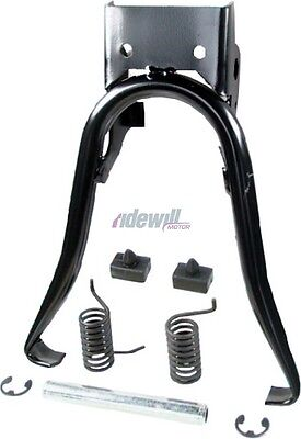 RMS Central stand kit, pivot, spring PIAGGIO Si - Si FL2