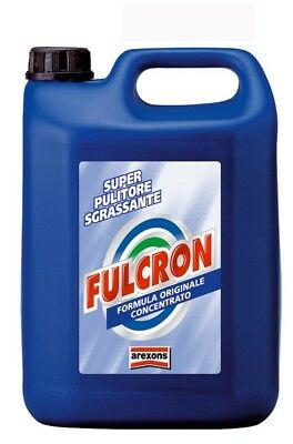 AREXONS Super cleaner remover engine non-toxic 5 lt