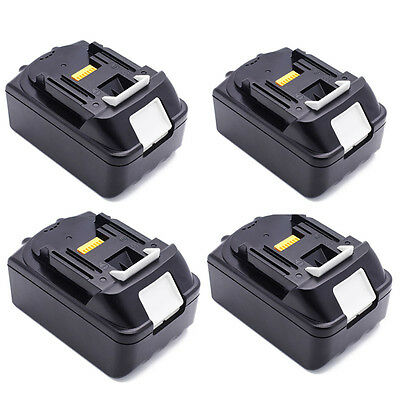 4x Makita BL1840 4Ah 18v Li-Ion Battery Replace for LXT drill saw cordless tools