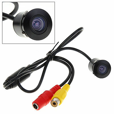 Waterproof Vehicle Wired Rear Backup Camera Night Vision for Parking Reversing