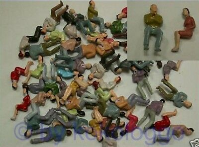 F27 A 0 Gauge Figures 25 Pieces Only Sitting Ideal For Cars