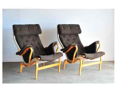 Bruno Mathsson Vintage Two Chair by DUX
