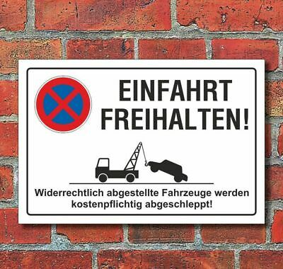schild parkverbot parkplatz hinweisschild parkverbotsschild parken verboten eur 7 49 picclick de. Black Bedroom Furniture Sets. Home Design Ideas