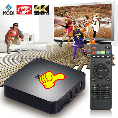 Android 8GB Fully Loaded Quad Core TV Box Free Sports Film Live XXX