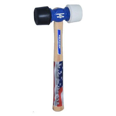 Vaughan RM24 24 oz. Rubber Mallet (One Non-Marring Face)