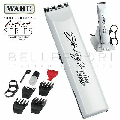 Wahl Tosatrice Ricaricabile Per Capelli Artist Series Sterling 2 Plus