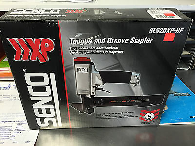 Senco Engineering Floor Stapler Sls20Xp-Hf