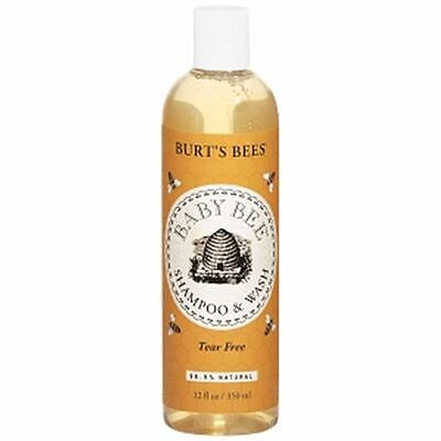 Burt's Bees Baby Bee Shampoo - Wash, Original 12 oz