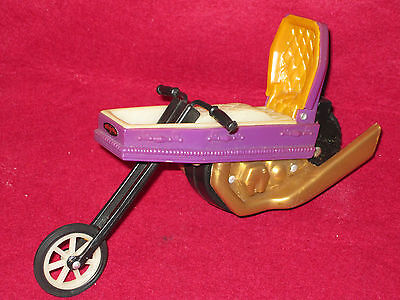 Vintage Scare Cycle Chopper Vampire Dracula 1978 Ideal Rare 1978 DRACUCYCLE Toy