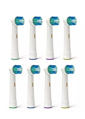 Electric Toothbrush Heads Compatible With Oral B Braun Models 4/8/12/16/20pcs