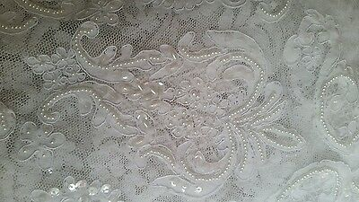 Alencon spanish lace