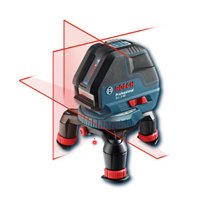 Bosch GLL3-50 Self-Leveling Three Line Laser with Layout Beam