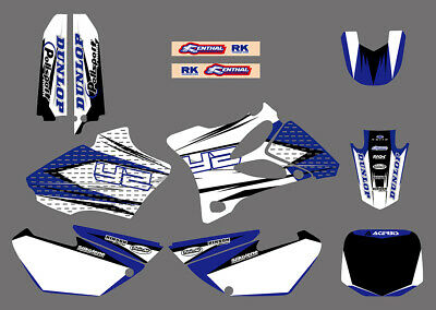 Graphics Decals For Yamaha Yz85 2002 03 04 05 06 07 08 09 10 11 12 13 14  A