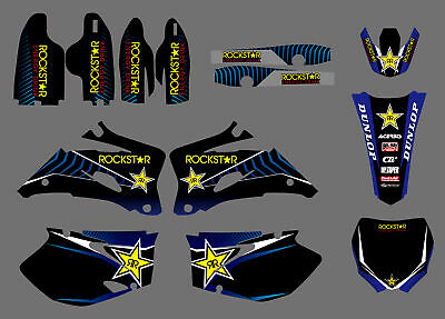 Graphics & Backgrounds Decals Fit Yamaha Yz250F Yz450F Yzf 250 450 2006 07 08 09